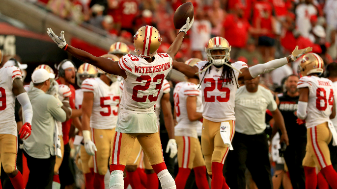 49ers Injury Updates: Foggy statuses for Kittle, Witherspoon, and potential return for Hurd?