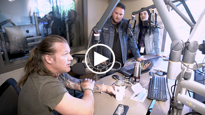 Long interview with Chris Jericho on AEW, Fozzy and his keys to success