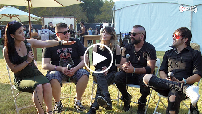 Sick Puppies On Empowering Their Fans Through Music