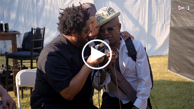 Making Change: Fishbone talks about using their platform to affect social change
