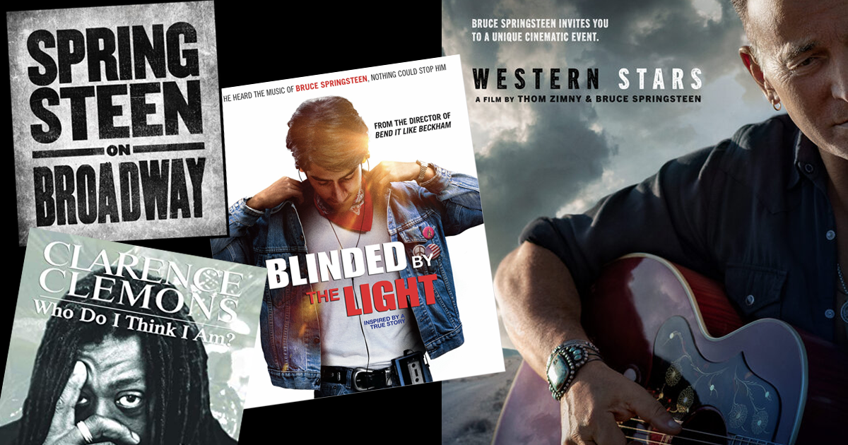 Flick Nation – Bruce Springsteen's Big Screen Glory Days