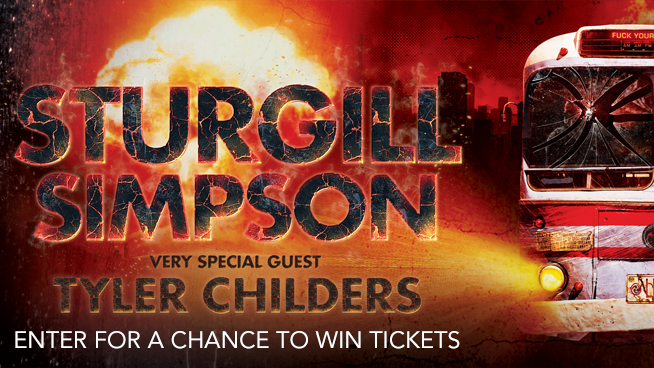 You Could Win Tickets To See Sturgill Simpson