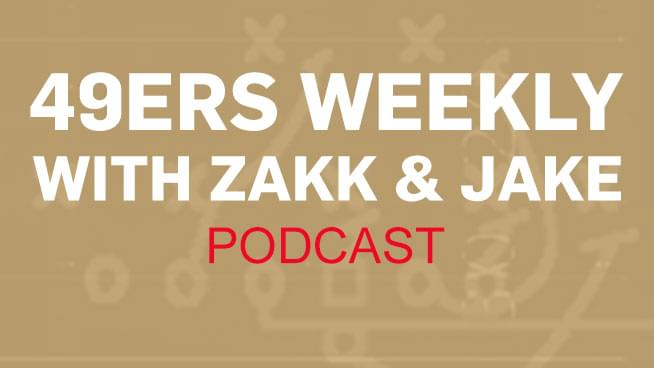 49ers Weekly Podcast with Jake & Jake