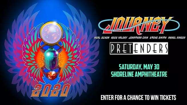 You Could Win Tickets To Journey