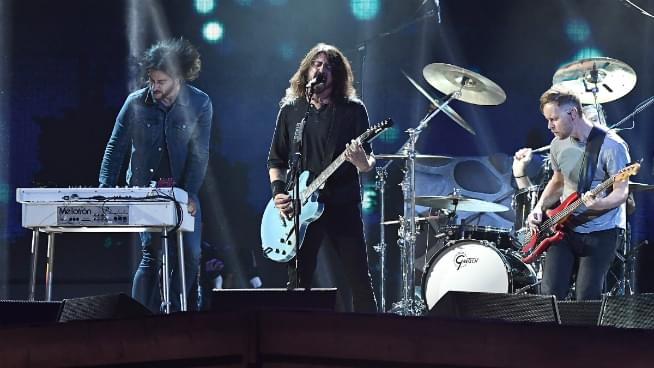 Foo Fighters Release Their Seventh Surprise EP 02050525