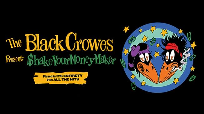 The Black Crowes announce 30th Anniversary Shake Your Monkey Maker reunion tour