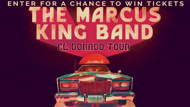 Tickets To The Marcus King Band