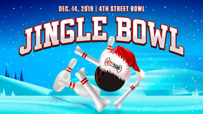 December 14: Jingle Bowl