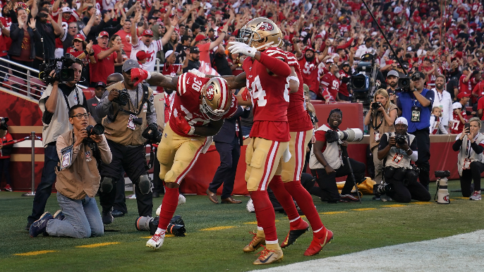 Despite dreary opening quarter, 49ers eke out home win over Cardinals to retain NFC West lead