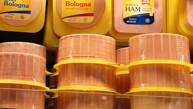 Border agents seize 154 pounds of black market Bologna in Texas