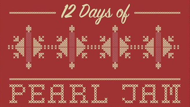 12 Days of Pearl Jam: Hear rare holiday covers each day