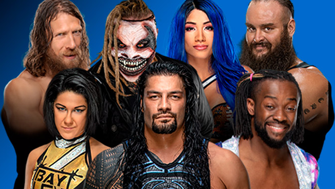 February 7: WWE Friday Night SmackDown