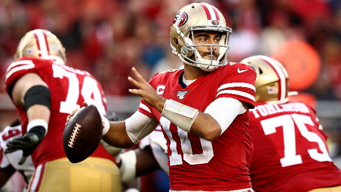 Garoppolo or Cousins? The talent gap is narrow, but with one key distinction