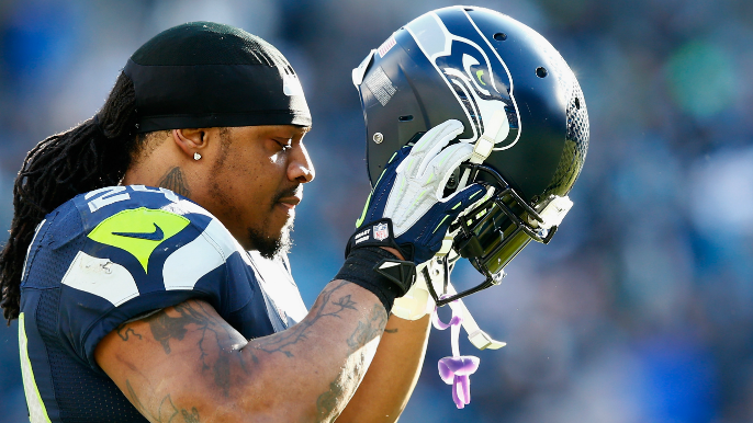 Marshawn Lynch one of two former Seahawks contemplating return for Sunday's game vs. 49ers