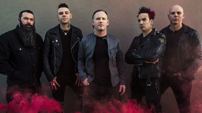 """Stone Sour releases demo session of their first single """"Get Inside"""""""
