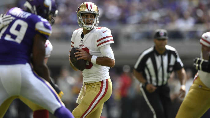 49ers odds against Vikings revealed in sixth playoff matchup between two teams