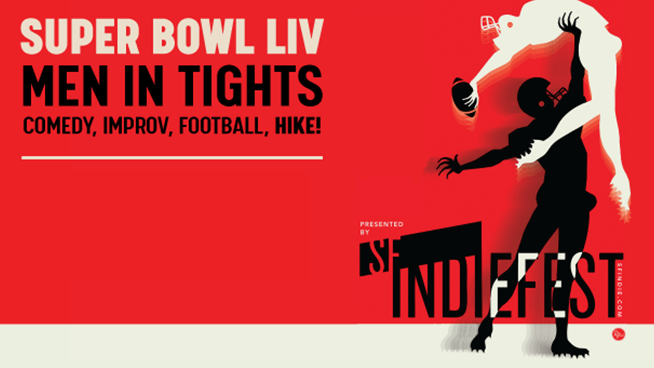 "Try To Win Tickets To ""Super Bowl LIV: Men In Tights"""