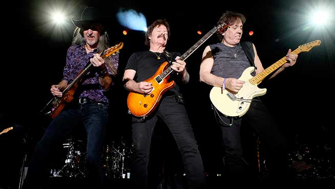 The Doobie Brothers to be inducted into Rock & Roll Hall Of Fame