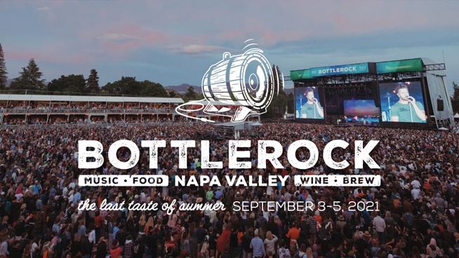 September 3 – September 5: BottleRock Napa Valley