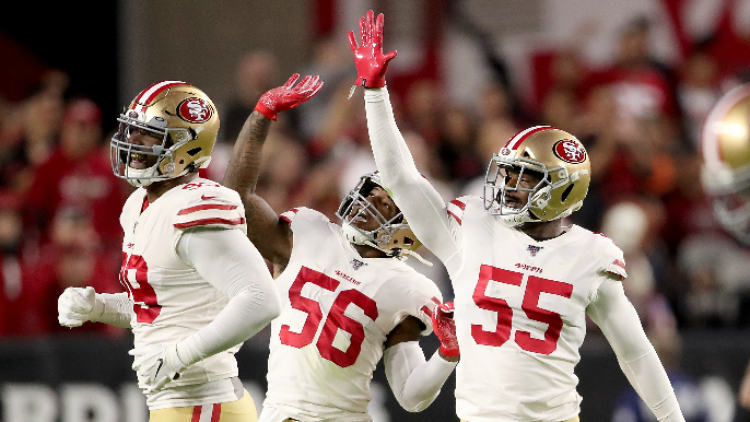 49ers Notebook: Shanahan's speech, Buckner on Ford bringing something he'd never seen from teammate