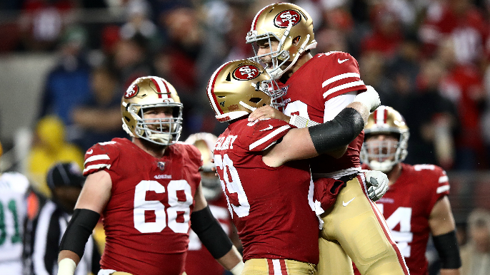 49ers open as underdogs vs. Chiefs in Super Bowl LIV