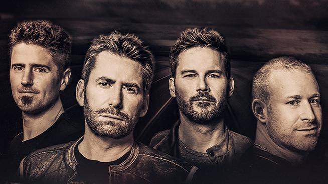 October 3: Nickelback