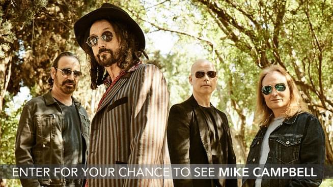 You Could See The Dirty Knobs With Mike Campbell