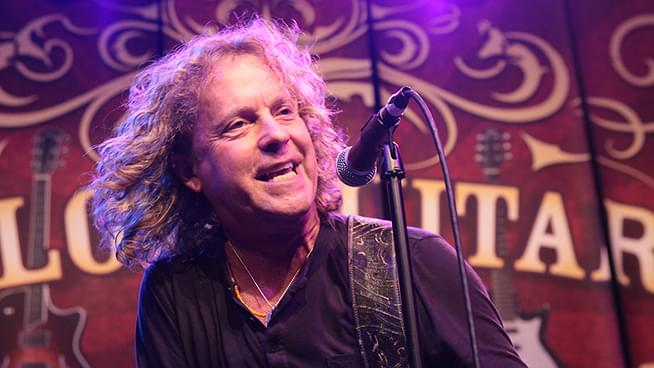 Lamont & Tonelli Talk To Jack Blades From Night Ranger About Their Hometown Show At The Fillmore