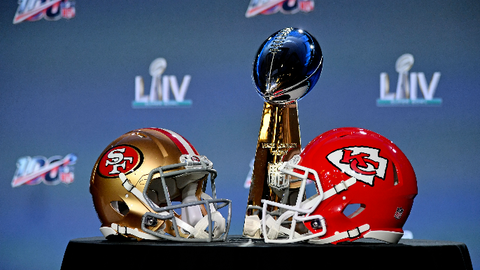 $1 million bet placed on 49ers-Chiefs Super Bowl