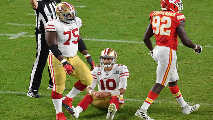 Heartbreak in Miami: 49ers collapse late, blow 10-point lead in crushing Super Bowl loss