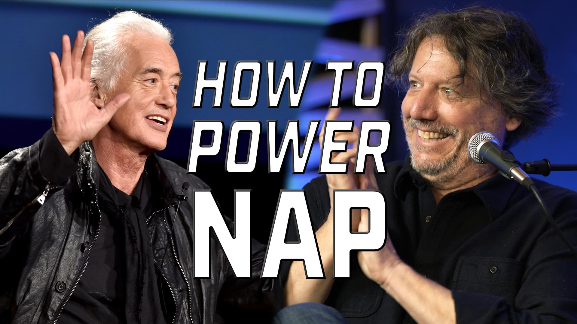 Jimmy Page learns how to power-nap: Steve Gorman's hilarious story about how he taught Page to nap
