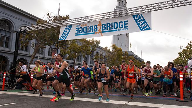 August 23: 44th Annual Bridge to Bridge Run