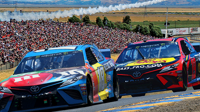June 12 – 14: Toyota/Save Mart 350