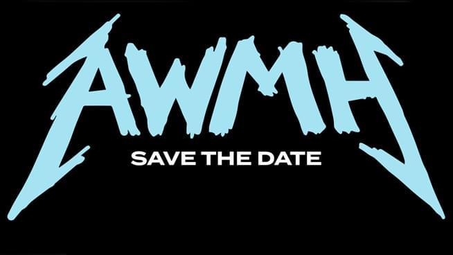 "Metallica's ""All Within My Hands Helping Hands"" concert has been rescheduled for September 12"