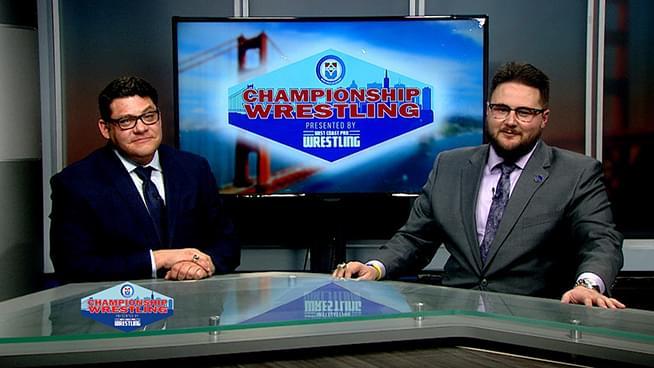 In The Kliq: Championship Wrestling & David Marquez In The Bay