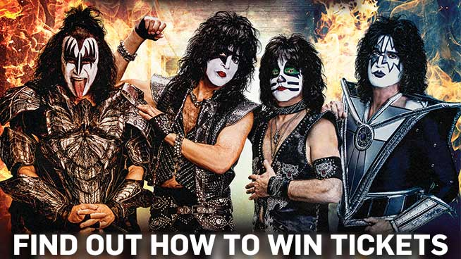 You Could Win Tickets To KISS