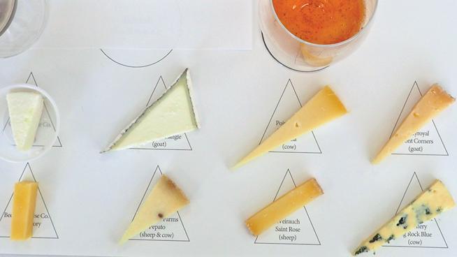 March 27- 29: California Artisan Cheese Festival