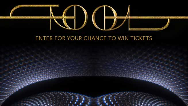 You Could Win Tickets To TOOL