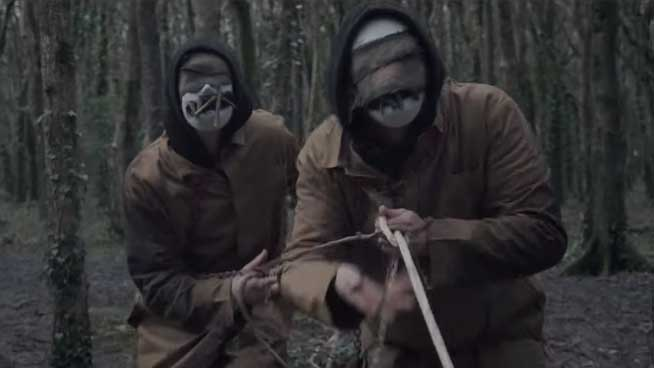 Watch Trivium's New Music Video For Catastrophist