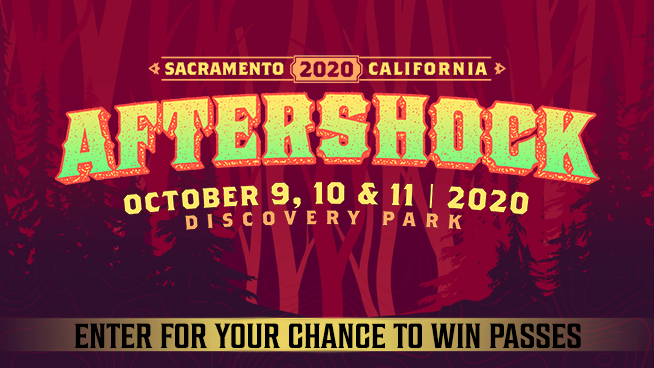 Try To Win 3-Day Passes To The Aftershock Festival