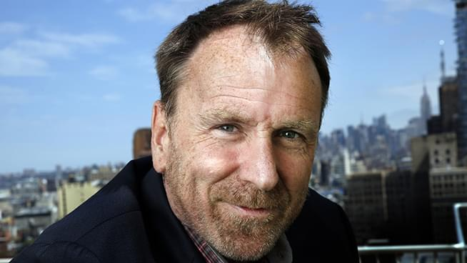 Lamont & Tonelli Talk To Colin Quinn About The Coronavirus, His Time On Saturday Night Live And His Show At Stanford