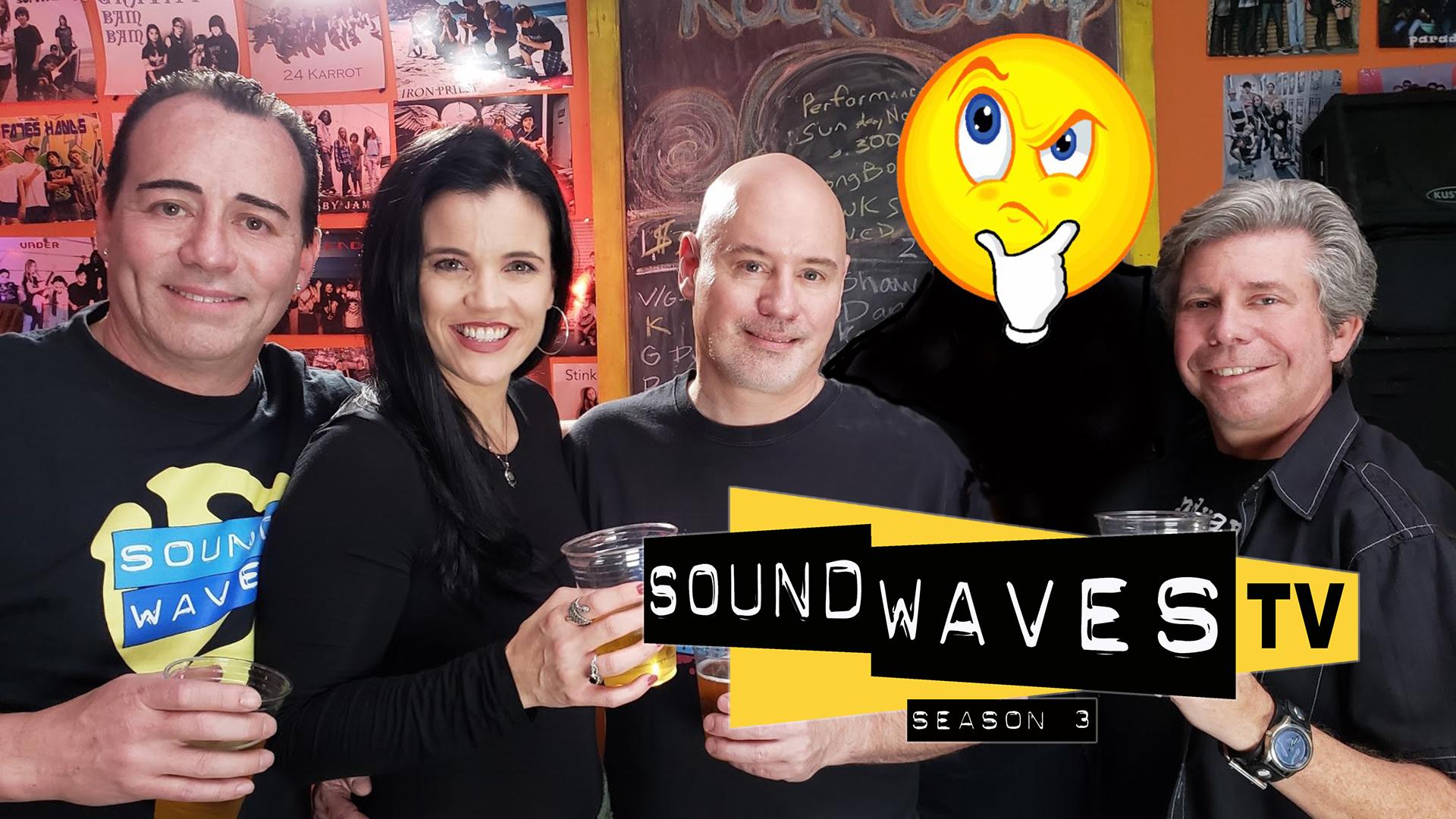 Watch the Season 3 premiere of Soundwaves TV