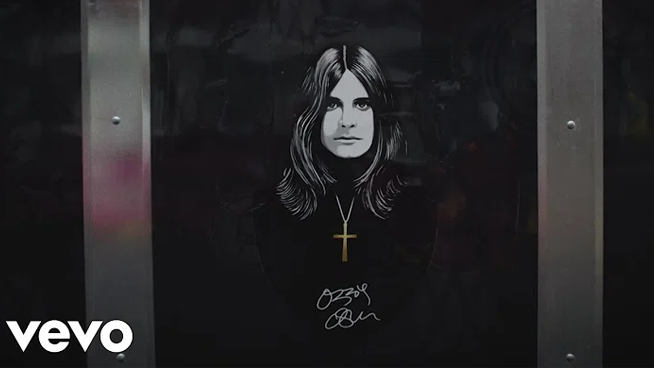 Ozzy Osbourne looks back on a lifetime of memories in new music video