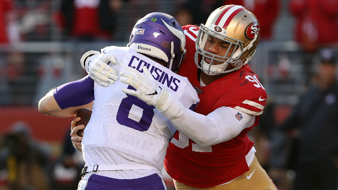49ers sign Arik Armstead to five-year extension