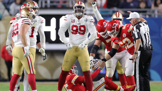 49ers trading DeForest Buckner to Colts in shock move [reports]