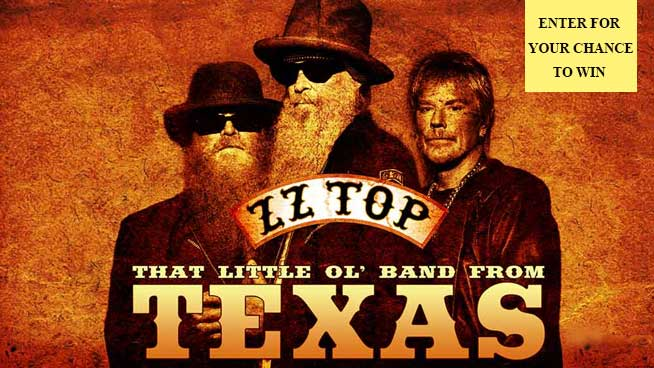 You Could Win: ZZ Top: That Little Ol' Band From Texas