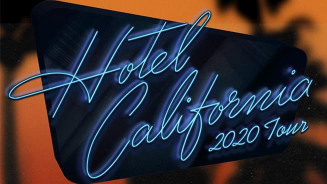 Eagles Resume 'Hotel California' Tour At Madison Square Garden
