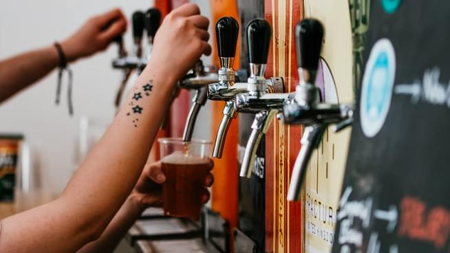 Local breweries open during shelter-in-place