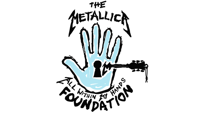 Metallica's All Within My Hands foundations grants $350,000 to COVID-19 relief