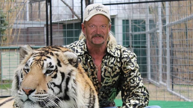 "Lamont & Tonelli present ""Tiger King"""